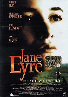 |135021| Jane Eyre (1996) - Jane Eyre (DVD) Italian Edition |New|