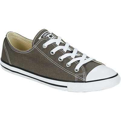 Converse 532353C Chuck Damen Turnschuhe Dainty OX Charcoal | Modefreund Shop