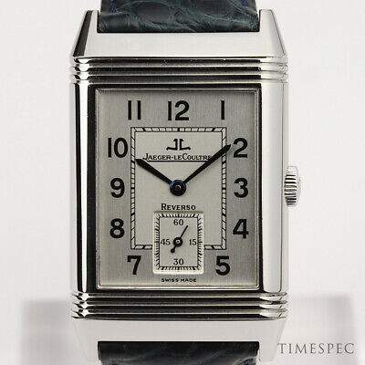 JAEGER-LECOULTRE Reverso 'Grande Taille' 270.8.62 Stainless Steel Manual Winding
