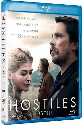 |1060027| Hostiles - Ostili - Hostiles (Blu-Ray) Italian Edition |New|