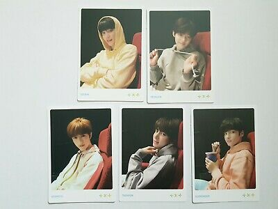 """K-POP TXT 1st Album """"The Dream Chapter : STAR"""" Official Limited 5 Photocards Set"""
