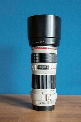 Canon EF 70-200mm, f/1:4 L USM, TOP Zustand