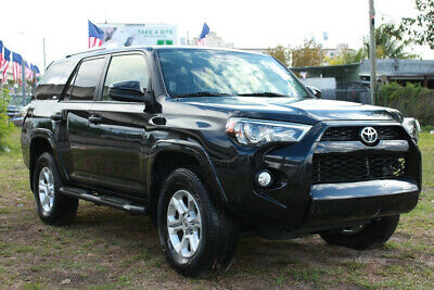2015 Toyota 4Runner SR5 4x4 4dr SUV 2015 Toyota 4Runner SR5 4x4 4dr SUV Salvage, repairable, rebuildable , damage