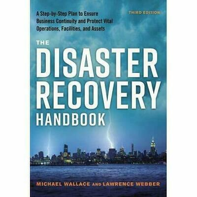The Disaster Recovery Handbook: A Step-By-Step Plan to Ensure Business #4492