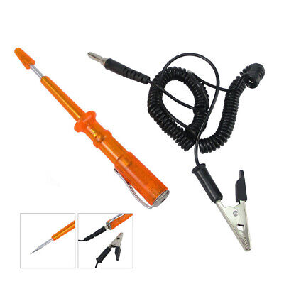 DC6-24V Car Automotive Circuit Tester Electrical Voltage Probe Pen Test Tool New