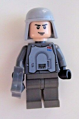Star Wars From Set 8084 New Lego Hoth Imperial Officer Minifigure