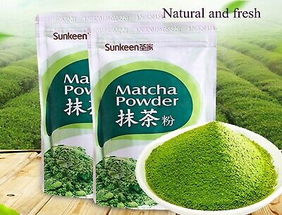 New 100% Pure Organic Natural Matcha Green Tea Powder 100g each bag bag