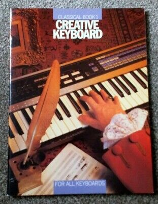 Classical Book 1. Creative Keyboard.