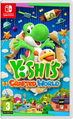 Yoshi's Crafted World SWITCH ***PRE-ORDER ITEM*** Release Date: 29/03/19