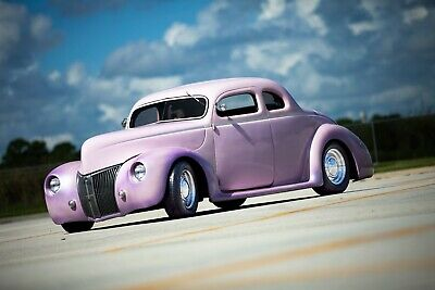 1939 Ford Coupe  Full Custom 1939 Ford Coupe Hot Rod Vintage