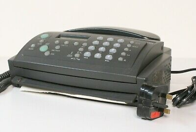 Fax Machine Philips HFC171 With Telephone & Answering Machine Built In
