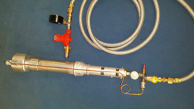 Pottery kiln / Gas kiln burner kit, brand new, straight from UK manufacturer