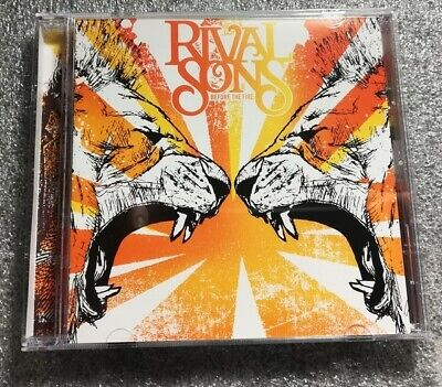 Rival Sons - Before The Fire -  CD - Free Fast U.S. Shipping