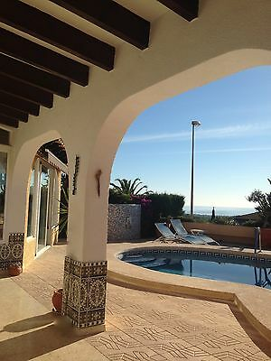 HOLIDAY SPECIAL SPAIN - PRIVATE VILLA OWN POOL - 3 BR. 2Bth slp.6 - GREAT VIEWS!