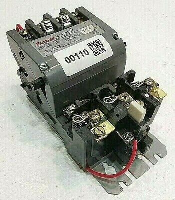 Furnas Size 0 Motor Starter 18 Amps 3 Phase 600 Volts Cat# 14CP32A 5 HP
