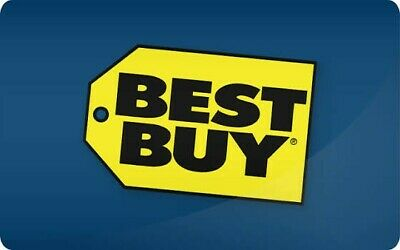 New Best Buy Gift Card for $100