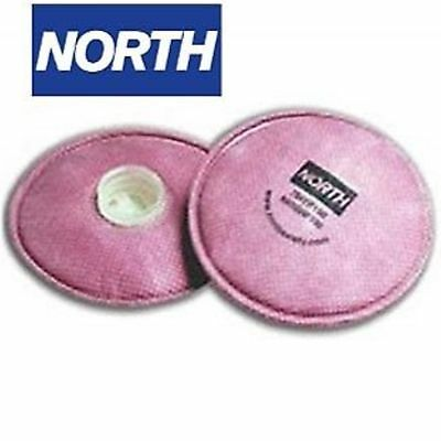 NORTH 75FFP100 Filter Fit Cartridge, PAIR OF 2