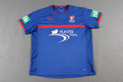 Newcastle Knights 2012 Home NRL Rugby League Shirt - Size XL #RA