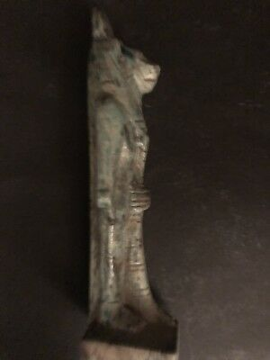 Rare Large Ancient Egyptian Sekhmet Statue (1403-1365 BC)