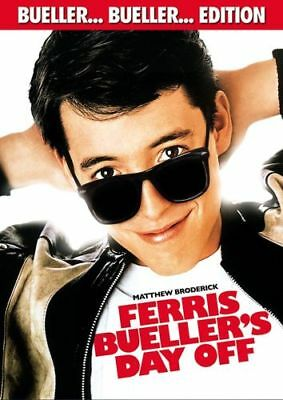 Ferris Buellers Day Off (DVD - Widescreen)  ~  New & Factory Sealed!