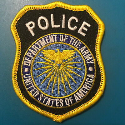 US Army Police HAT SIZE Patch