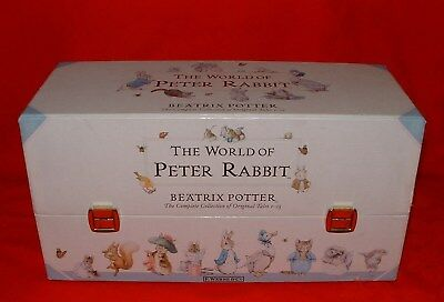 Beatrix Potter - The World of Peter Rabbit Collection – Box Set 1-23 Complete