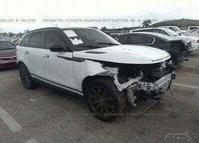 2018 Land Rover Range Rover P250 R Dynamic HSE AWD 4dr SUV 2018 Land Rover Range Rover P250 R Dynamic HSE AWD 4dr SUV  Salvage, repairable
