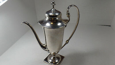 Antique 1890's, Heavy Sterling Silver, Teapot by Towle, Rare