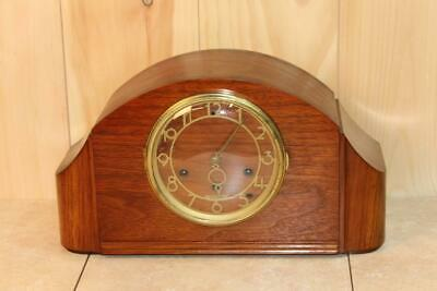Antique Seth Thomas Westminster Chime Clock In Running Condition