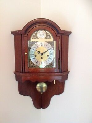 Kieninger Westminster Chime Wall Corner Clock J1212 Movement