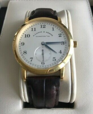A Lange and Sohne 1815 36mm 206.021
