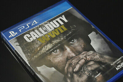 CALL OF DUTY WW2 (PS4) Brand NEW Factory Sealed