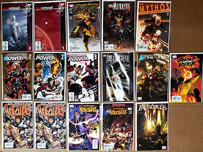 Grab Bag of 16 Modern Age Marvel Comics see list ALL NM condition!!