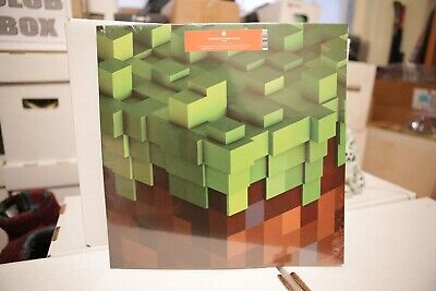 Minecraft Volume Alpha C418 Score Green Lp Vinyl Factory Sealed Brand New Vinyl