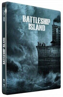 Battleship Island - Edition Director's Cut Combo Blu Ray + DVD Boitier Steelbook