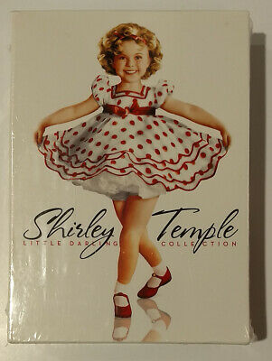 Shirley Temple - Little Darling Collection (DVD, 18-Disc Set) **NEW & SEALED**