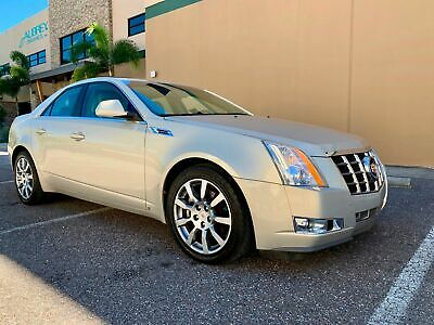 2009 Cadillac CTS $1 NO RESERVE AUCTION 3.6 V6 Auto