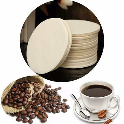 350PCS Coffee Tea Maker Replacement Professional Filters Paper For Aeropress
