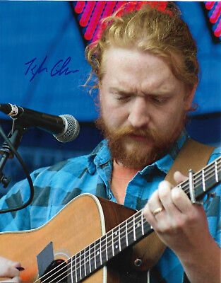 TYLER CHILDERS Auto Signed 8x10 Photo w/COA RARE American Country Folk Artist