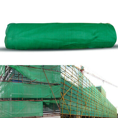 2M X 50M Green Debris Scaffold Plant Fence Garden Crop Shade Protection Netting
