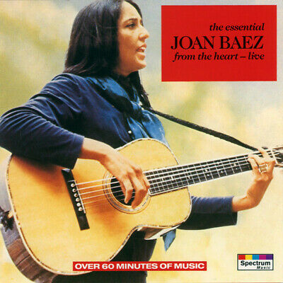CD - Joan Baez - The Essential Joan Baez ( Folk ) Diamonds & Rust