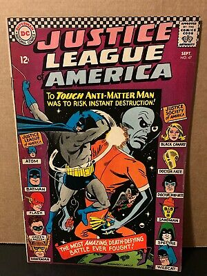 Justice League of America 47 DC Comics 1st Crime Syndicate