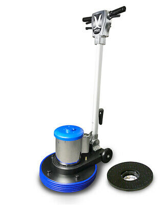 "JL Industrial Floor Buffer 17"" with (Tank + Brushes +Pad Holder)//30147ML_BAI-PH"