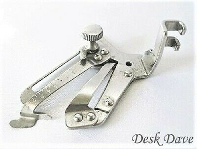 Vintage SINGER Adjustable Hemming Foot for Featherweight 221/222 Sewing Machines
