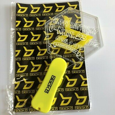 Block B Official Light Stick happy Birthday U-KWON Free Shipping K-POP