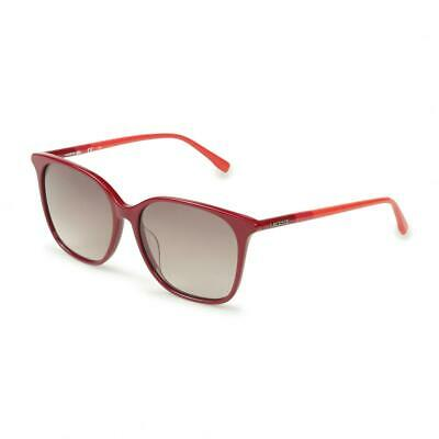 58d264791b39 LACOSTE WOMENS SUNGLASSES - Red Brown L740S Rrp 199 -  36.23