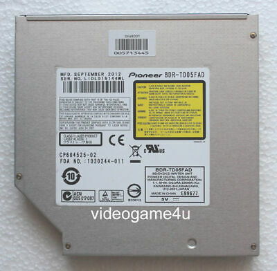 SONY VAIO VPCEG37FML PIONEER BDC-TD04 DRIVERS WINDOWS XP