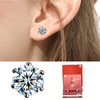 8C21 Earring Lose Weight Acupressure Weight Loss Massage Magnet Fat Burning