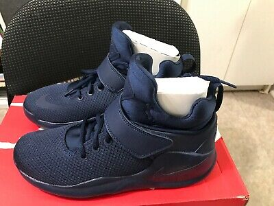 new product 9892c 6d094 New Nike Kwazi Basketball Shoes Midnight Navy 844839-440 Sneakers Mens US  Size 8