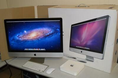 """Apple iMac 27"""" All in One, i5 2.7GHz, 1TB HDD, 4GB RAM, + 1TB Time Capsule"""